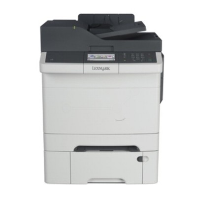 Tonery do Lexmark CX410 DTE - oryginalne