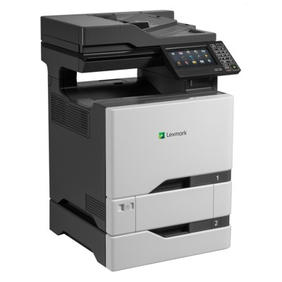 Tonery do Lexmark CX725 DTHE - oryginalne