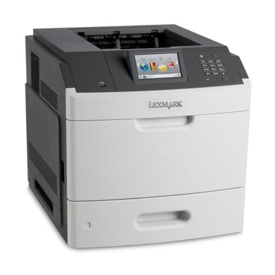 Tonery do Lexmark MS 810 DE - oryginalne